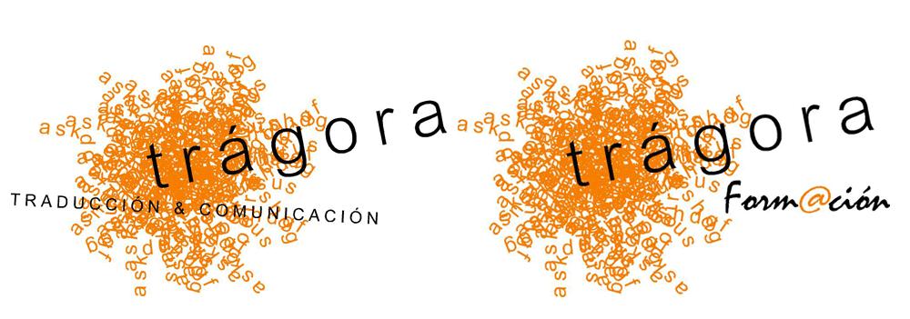 logotipos antiguos trágora