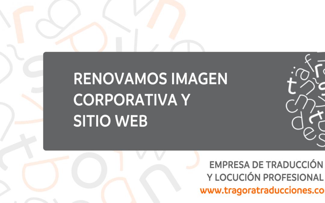 Renovamos imagen y sitio web en Trágora