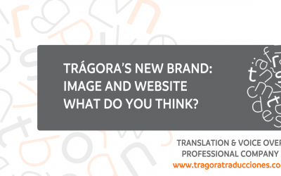 We're giving our Trágora brand image and website a makeover