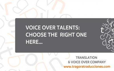 Voice over talents: how to choose the right one